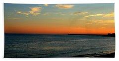 Ocean Hues No. 2 Bath Towel by Neal Eslinger