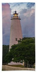 Ocracoke Lighthouse Hand Towel