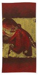 Octopus Hand Towel