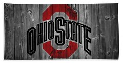 Ohio State University Bath Towel by Dan Sproul