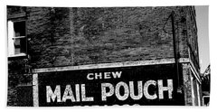Old Ad Bw Hand Towel