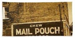 Old Ad Se Hand Towel