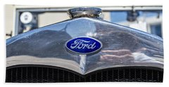 Old Ford Hand Towel