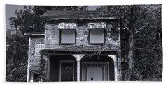 Old House 1 Bath Towel by Joyce  Wasser