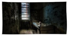 Old Room - Abandoned Places - Room With A Bed Bath Towel