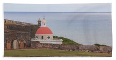 Bath Towel featuring the photograph Old San Juan by Daniel Sheldon