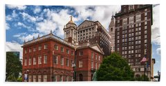 Old State House Bath Towel