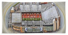 Old Trafford - Manchester United Hand Towel