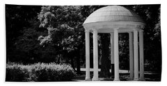 Old Well At Unc Hand Towel