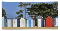 Hand Towel featuring the photograph Oleron 6 by Arterra Picture Library
