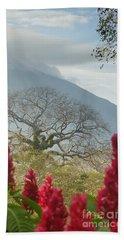 Bath Towel featuring the photograph Ometepe Island 1 by Rudi Prott