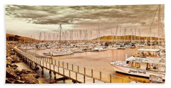 On Any Day Bath Towel by Wallaroo Images