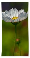 Bath Towel featuring the photograph Open For All by Byron Varvarigos