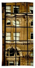 Hand Towel featuring the photograph Open Windows by Christiane Hellner-OBrien