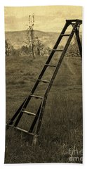Orchard Ladder Hand Towel