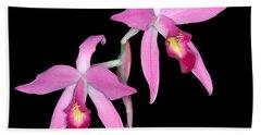 Orchid 1 Bath Towel