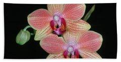 Orchid 4 Bath Towel