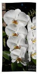 Orchids Anna Bath Towel