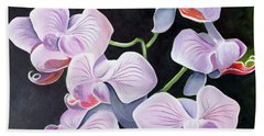 Orchids II Bath Towel
