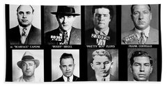 Original Gangsters - Public Enemies Hand Towel