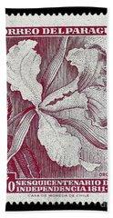 Orquidea Bath Towel by Andy Prendy
