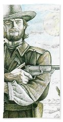 Outlaw Josey Wales Hand Towel