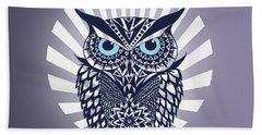 Owl Hand Towel
