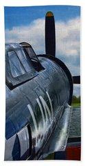 P-47 Thunderbolt Hand Towel