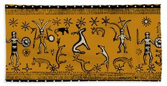 Pagan Rituals Bath Towel
