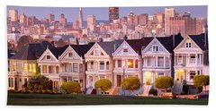 Painted Ladies Hand Towel