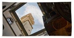 Palazzo Vecchio Bath Towel