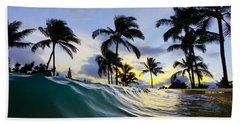 Palm Wave Hand Towel