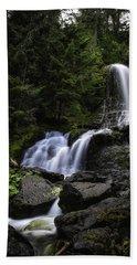 Panther Falls Bath Towel