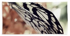 Paper Kite Butterfly Wings Hand Towel