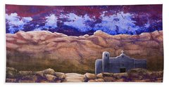 Paper Moon Hand Towel by Jack Malloch