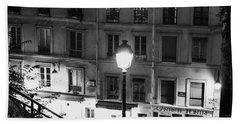 Paris-steps-montmartre Hand Towel