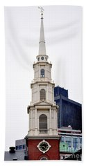 Park Street Church Boston Massachusetts Bath Towel