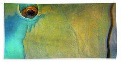 Parrotfish Bath Towel