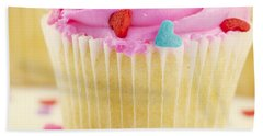 Party Cake Bath Towel