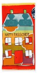 Passover House Bath Towel