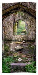 Bath Towel featuring the photograph Path Less Travelled by Adrian Evans