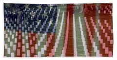 Patriotism Hand Towel