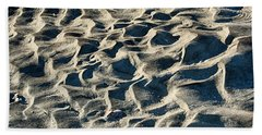 Patterns In Sand 1 Hand Towel