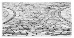 Paving Stones Bath Towel