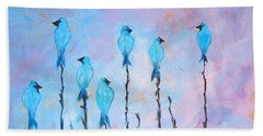 Peaceful Morning Limited Edition Prints 6 Of 20 Bath Towel