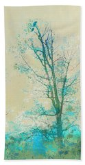Peaceful Morning Bath Towel by Suzanne Powers