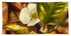Pear Blossom Hand Towel