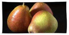 Pears Hand Towel by Joy Watson