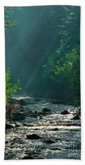 Pecos River Spring Bath Towel