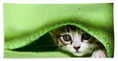 Peeking Hand Towel